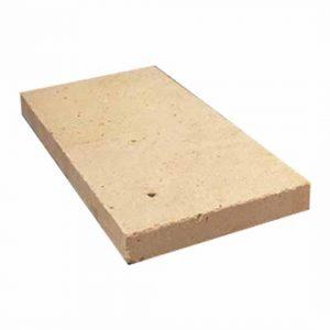 tijolo refratário fino 22,9x11,4x2,5