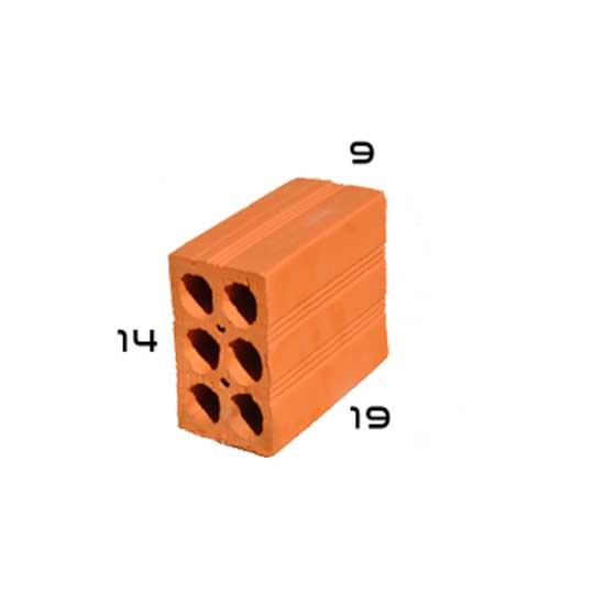 tijolo 6 furos
