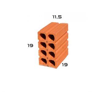 tijolo 8 furos 115x19x19